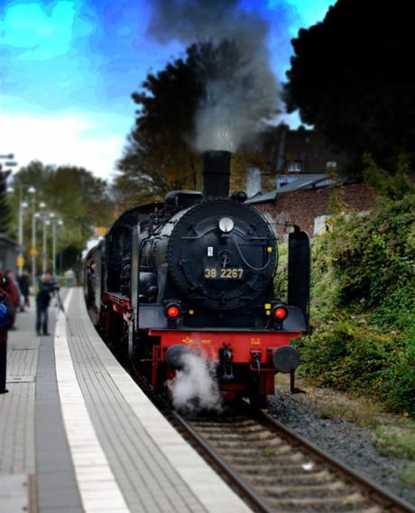 Der Zug ist abgefahren: 38 2267