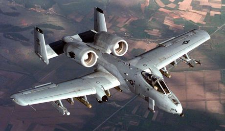 "A-10A ""Thunderbolt II"": des 52nd Fighter Wing"