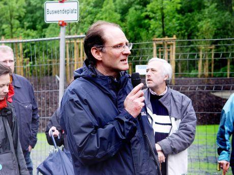 Henry Beierlorzer, Geschäftsführer der Regionale 2006