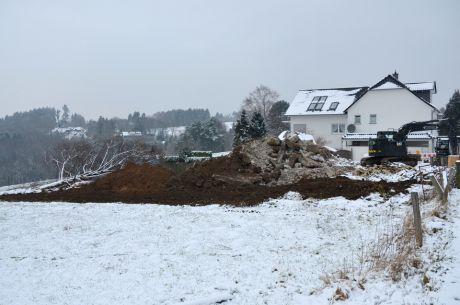 Pfaffenberger Weg, 11.2.2017