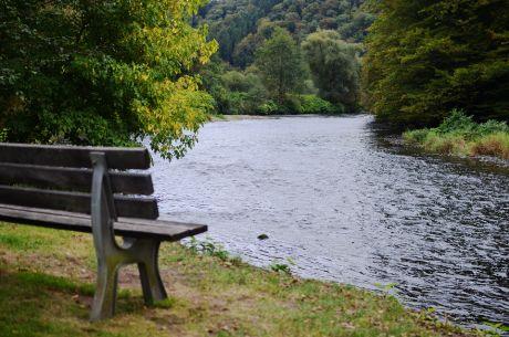 Am Ufer der Wupper