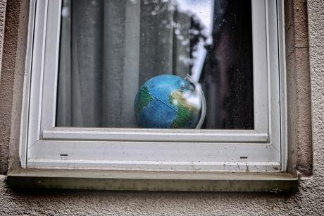 Die Weltkugel