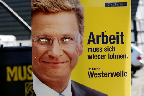 Arbeit muss sich wieder lohnen: (Wahlkrampfaussage der FDP zur Bundestagswahl 2009)