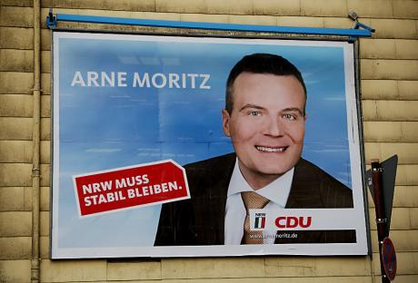 Arne Moritz: NRW muss stabil bleiben (Landtagswahl 2010)