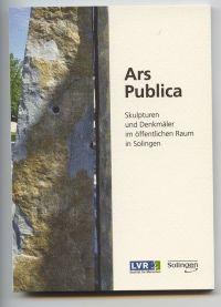 Broschüre: Ars Publica