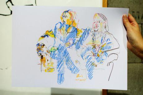 """""""Auf Mutters Sofa"""": ein Projekt von Boris von Reibnitz"""