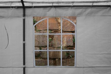 Ausblick: Das Fenster zur Welt