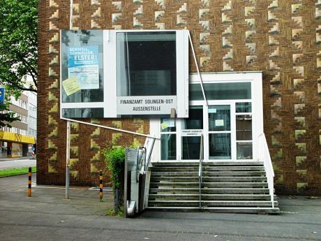 Finanzamt Solingen-Ost: Aussenstelle