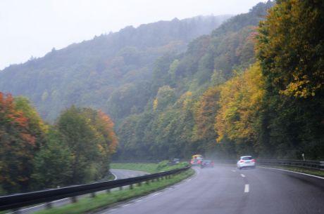 Herbstliche Fahrt