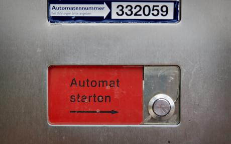 Automatennummer