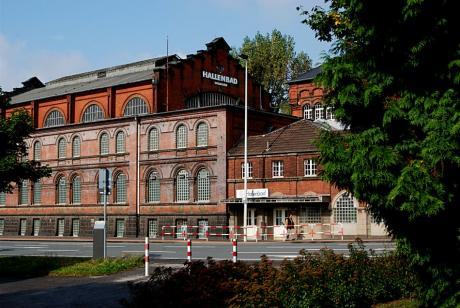 Solinger Badeanstalt: Birker Straße im Herbst 2009