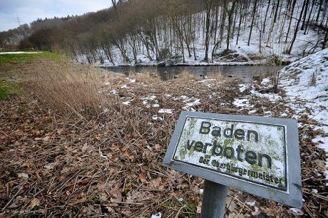 Baden verboten: Der Oberbürgermeister