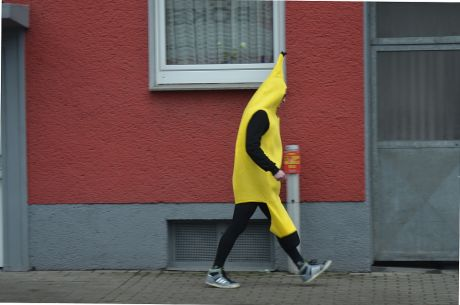 Bananen-Gang