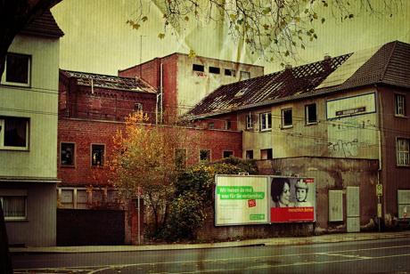 Brauerei Beckmann: an der Schützenstraße