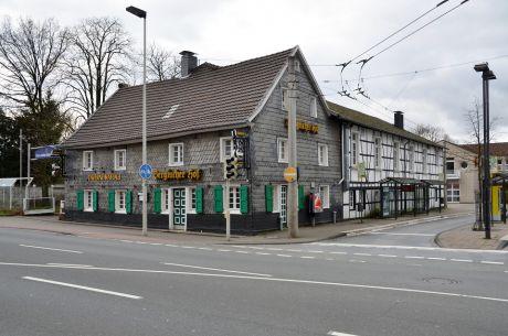 Taverne Katogi aka. Bergischer Hof: Traditionsgaststätte in Solingen-Auferhöhe