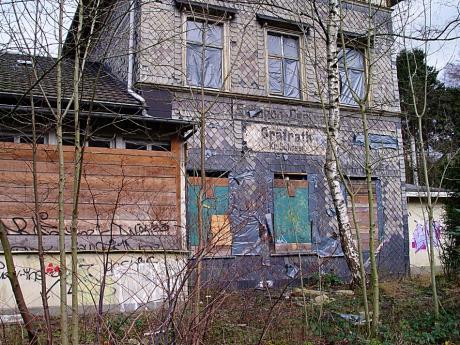 Bf. Gräfrath: Kreis Solingen