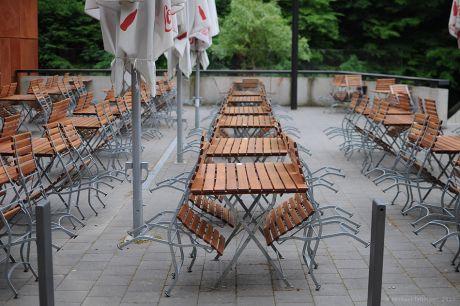 Biergarten: Haus Müngsten