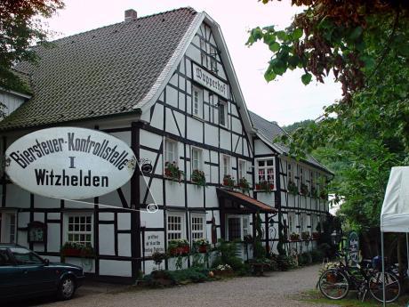 Biersteuer-Kontrollstelle I: Witzhelden