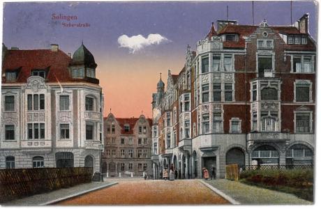 Birkerstraße Gründerzeithäuser