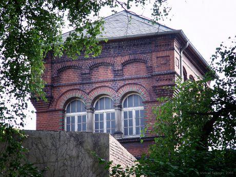 Turm des Birkerbades
