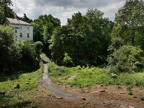 Villa Weinsbergtal an der Peresstraße