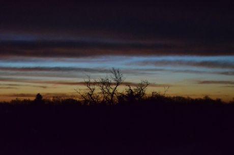 Eine Stunde vor Sonnenaufgang