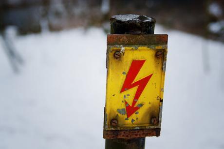 Achtung: Elektrik Trick