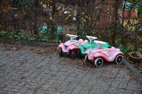 Bobby-Cars im Langzeit-Test