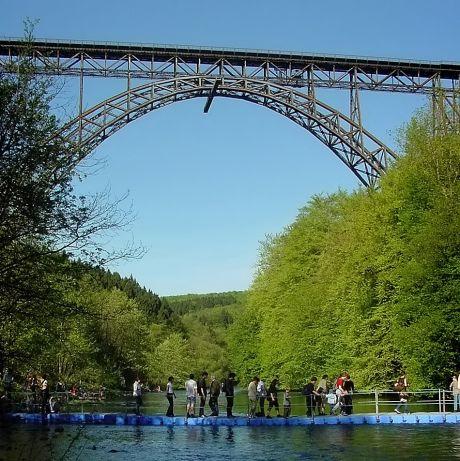 Brücken in Müngsten