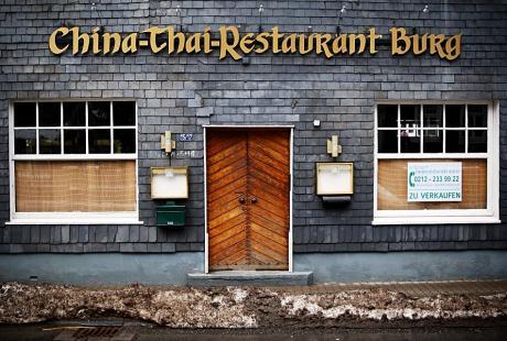 China-Thai-Restaurant Burg: hier werden schon seit Monaten garantiert keine dioxinverseuchte Speisen serviert