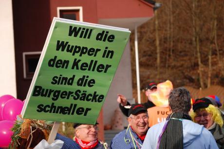 Burger Karneval: aus der Session 2008