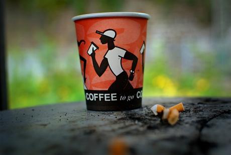 Cafe toGo: warum nicht zum Mitnehmen?