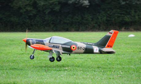 D-EDUR - Modell: Pilot Nico Niebergall