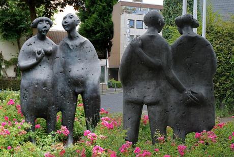 Solinger Kunst: gemeinsam sind wir stark