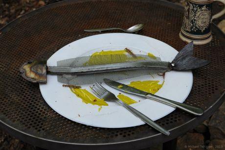 Der letzte Fisch: von  Andreas Fohrmann