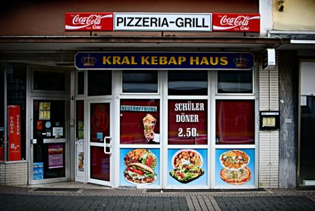 Pizzeria - Grill - Kral Kebap Haus