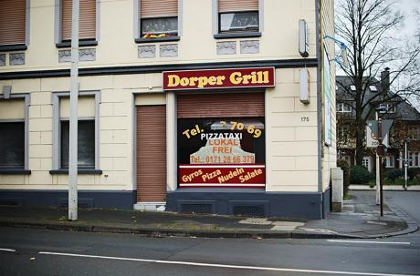 Dorper Grill: Gyros, Pizza, Nudeln, Salate