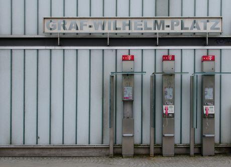 Die drei Weisen vom Graf-Wilhelm-Platz