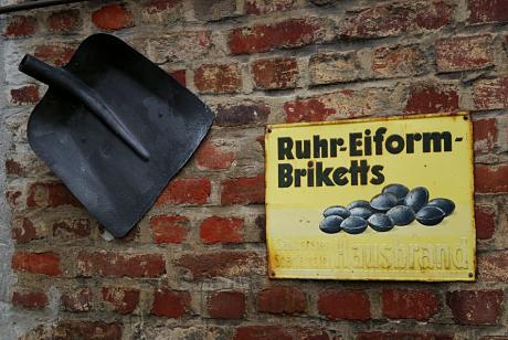 Eierkohlen von der Ruhr: Hausbrand