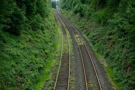 Eisenbahnstrecke Solingen - Remscheid