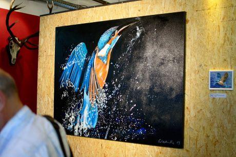 Der Eisvogel, ein Produkt von Peter Wischnewski