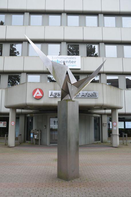 Agentur für Arbeit: Kommunales Jobcenter