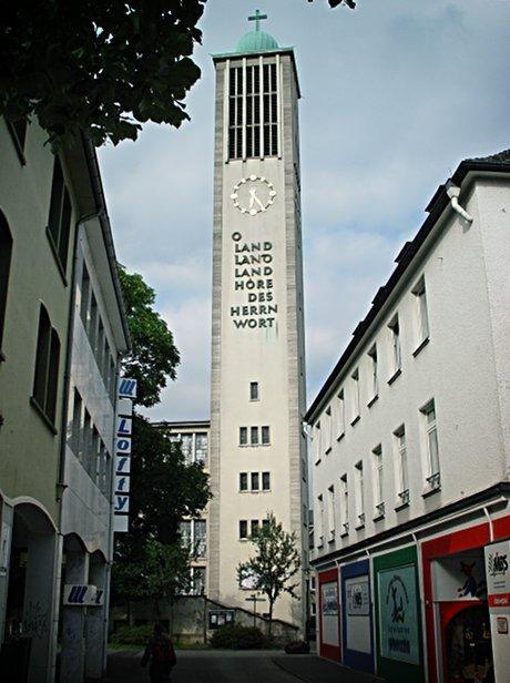 evangelische Stadtkirche, Solingen