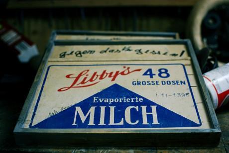 Libby's: evaporierte Milch