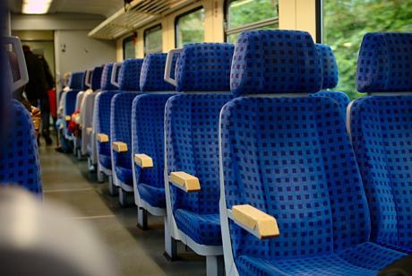 Fahrende Sitzgelegenheiten