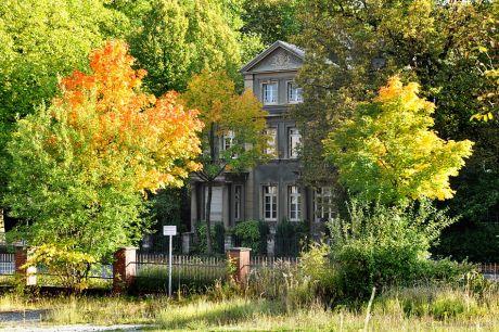 Die Villa Birkenweiher 77: 1925 erbaut