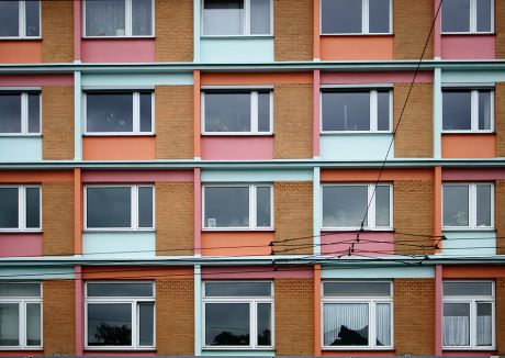 Solinger Fassade