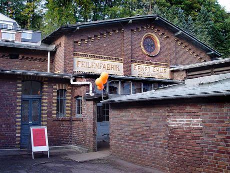 Feilenfabrik Ernst Ehlis, Schlepenpohl: (Foto: Oktober 2006)