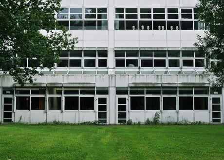 Fenster neben Fenster
