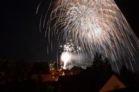 Feuerwerk 2017